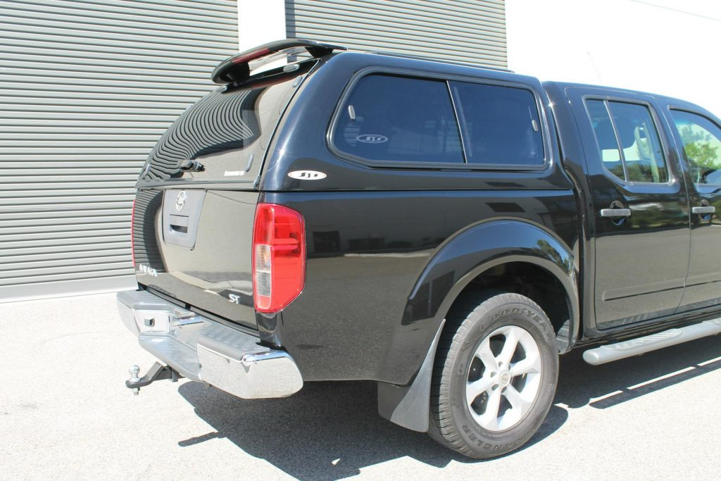 Nissan Navara Canopy Installed In Perth Western Australia