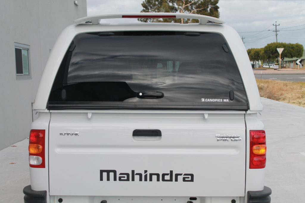 Mahindra Canopies Available At Canopies Wa
