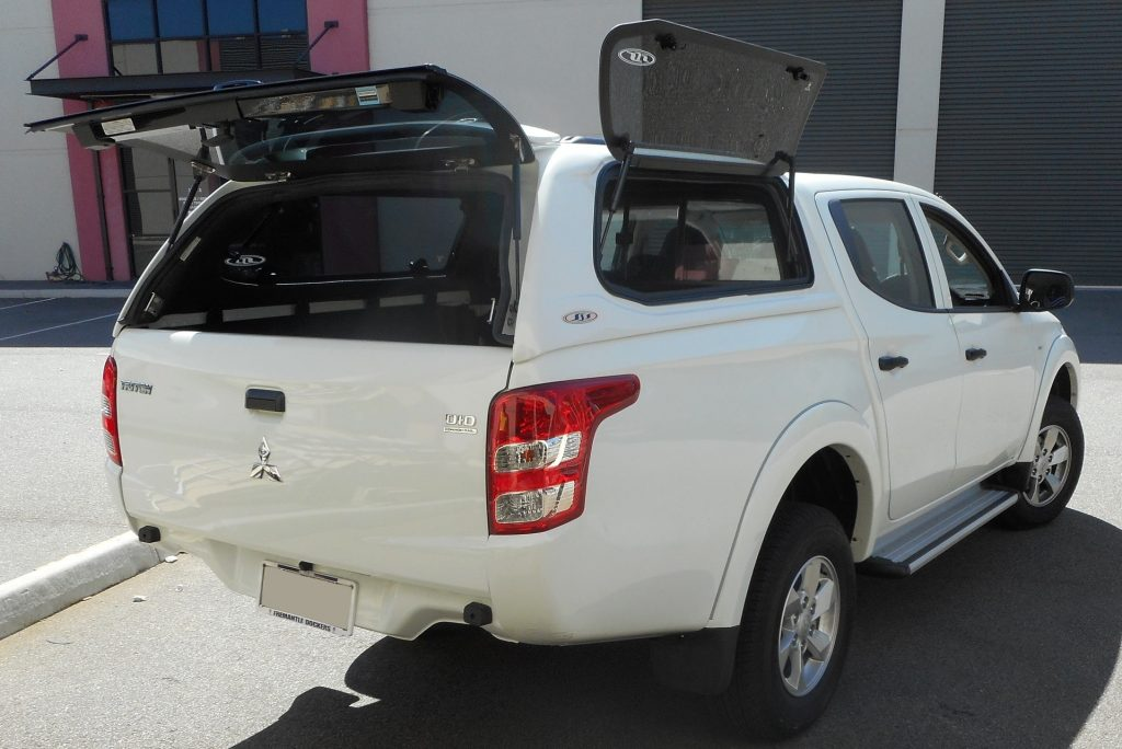 MN Triton & Mitsubishi Canopy - Welcome to Canopies WA