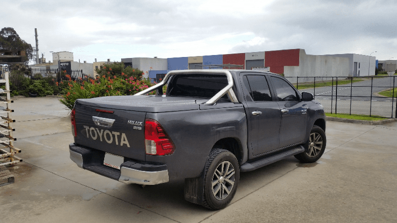 Automatic Hard Lid Toyota Welcome To Canopies Wa