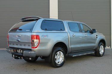 ford-ranger-canopy-silver-rear