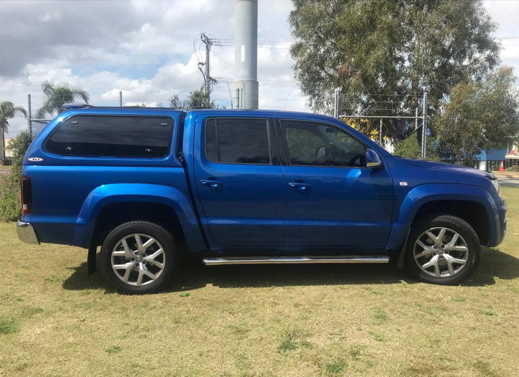 VW Amarok Canopy available in Malaga Perth